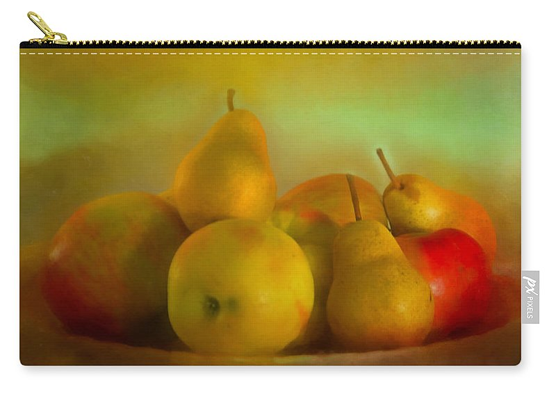 Fruit Carry-all Pouch featuring the photograph Simple Thanks by Hal Halli