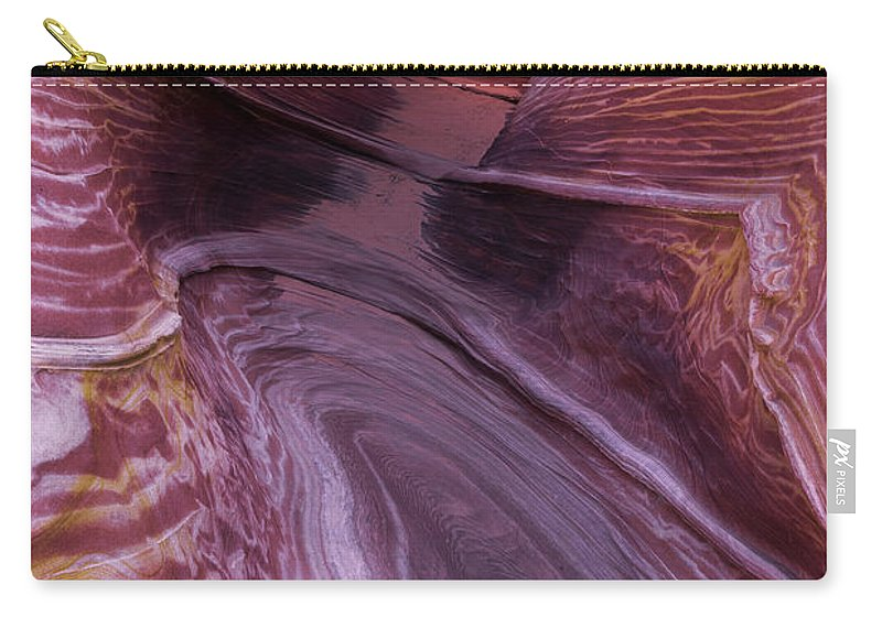 Singular Landmark Carry-all Pouch featuring the photograph Singular Landmark by Chad Dutson