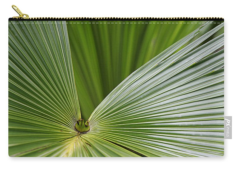 Abstract Carry-all Pouch featuring the photograph Skc 0690 Convergence by Sunil Kapadia