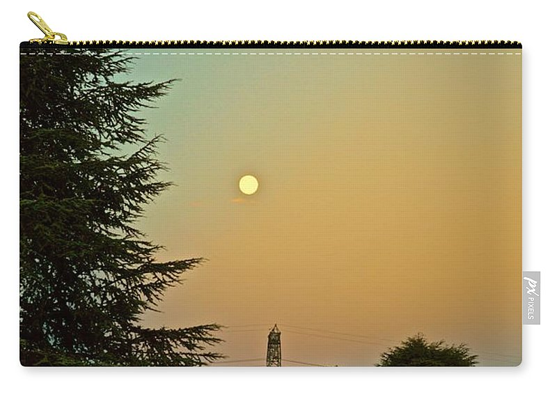 Sky Carry-all Pouch featuring the photograph Skies by Photos By Zulma