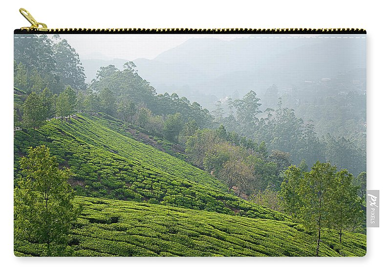 Agriculture Carry-all Pouch featuring the photograph Skn 6521 Nature's Bounty Color by Sunil Kapadia