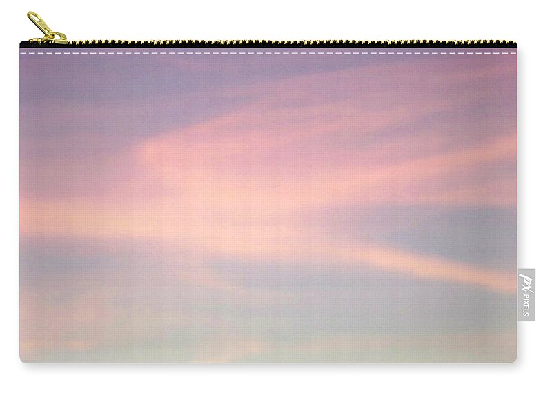 Sunset Carry-all Pouch featuring the photograph Sky Dancer by Betty Northcutt
