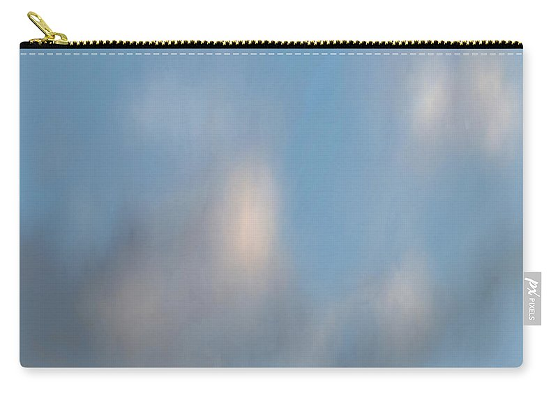 Sky Carry-all Pouch featuring the photograph Sky No.19 by Abdulaziz Butaiban