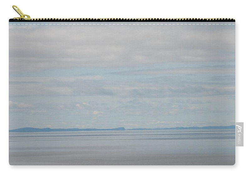 Sky Carry-all Pouch featuring the photograph Skyscape by Kelly Mezzapelle