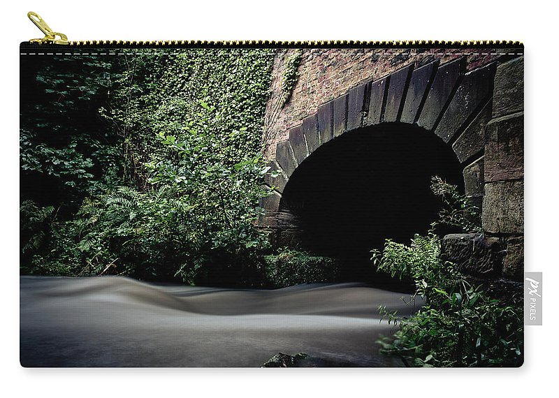 Arch Carry-all Pouch featuring the photograph Small Arch by Lee Houston