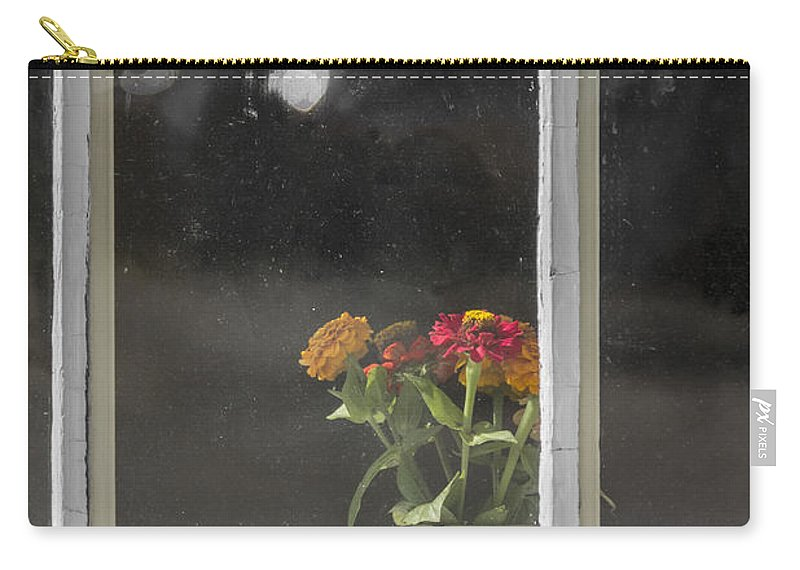 Flowers Carry-all Pouch featuring the photograph Small Bouquet by Margie Hurwich