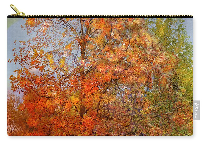 Theresa Campbell Carry-all Pouch featuring the photograph Small Wonder by Theresa Campbell