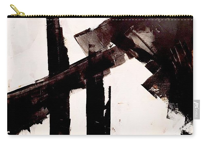 Carry-all Pouch featuring the painting So Long To Yesterday by Suzzanna Frank