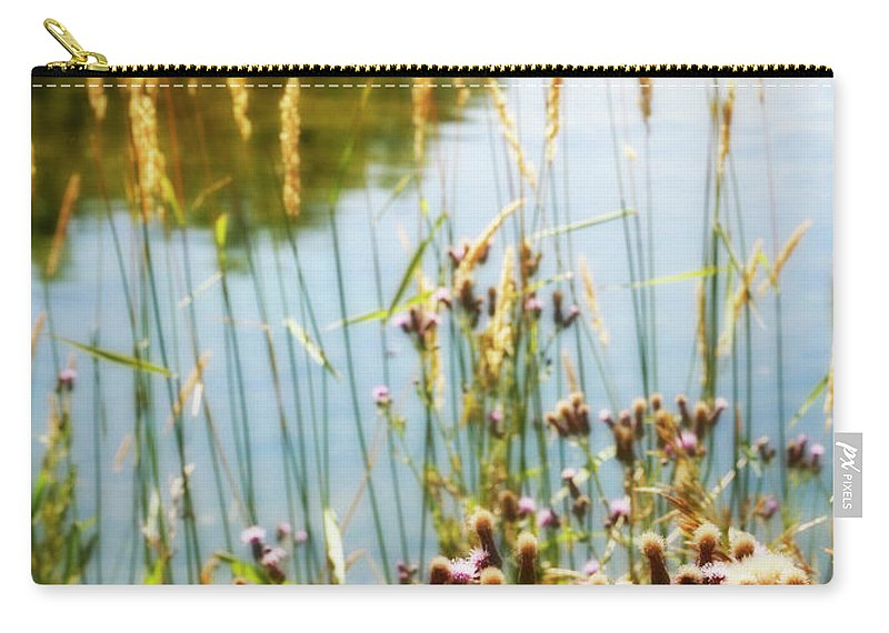 Soft Carry-all Pouch featuring the photograph Soft And Surreal by Marilyn Hunt