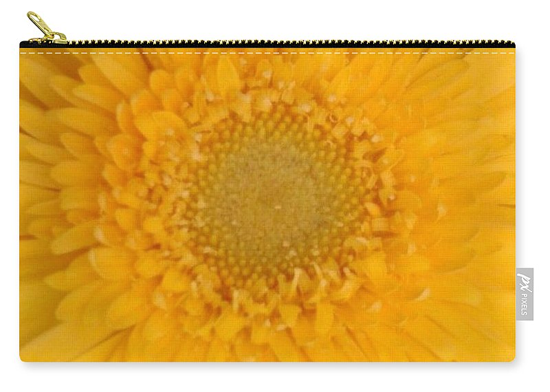 Akers Carry-all Pouch featuring the photograph Soft Explosion by Edmund Akers
