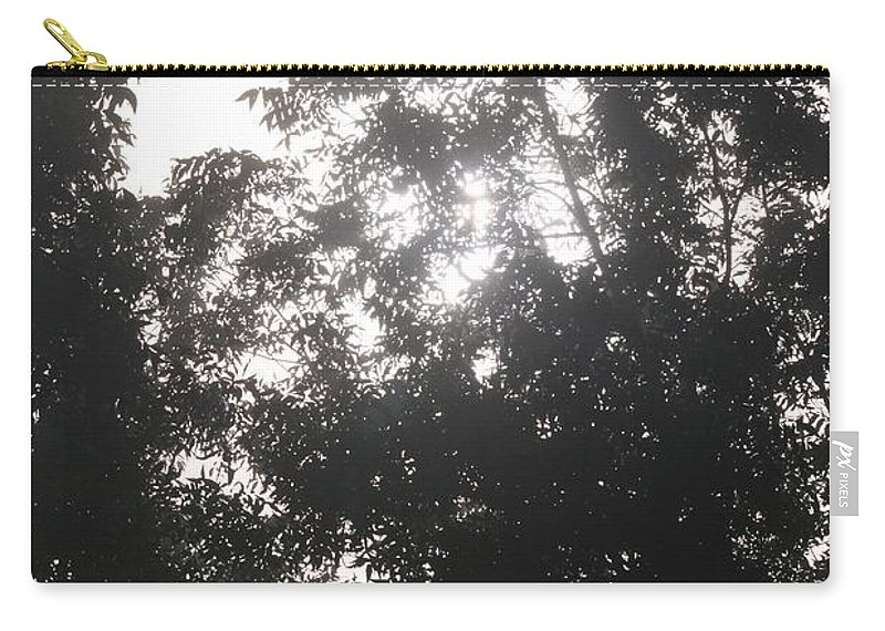 Light Carry-all Pouch featuring the photograph Soft Light by Nadine Rippelmeyer