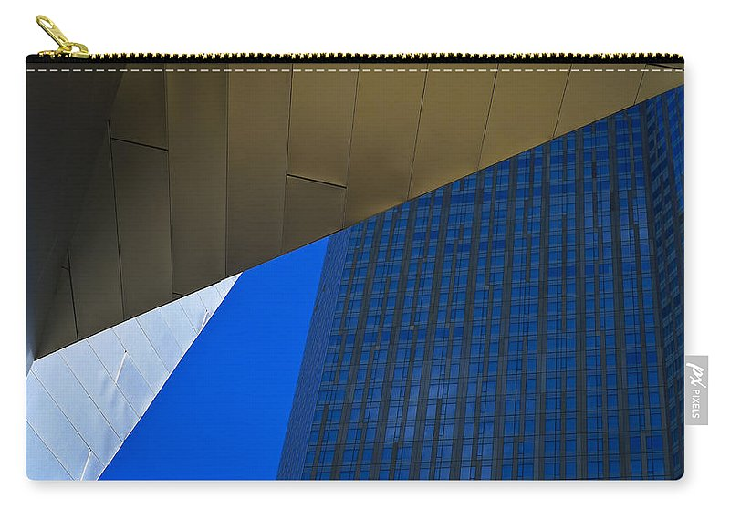 Solid Gold Carry-all Pouch featuring the photograph Solid Gold by Skip Hunt