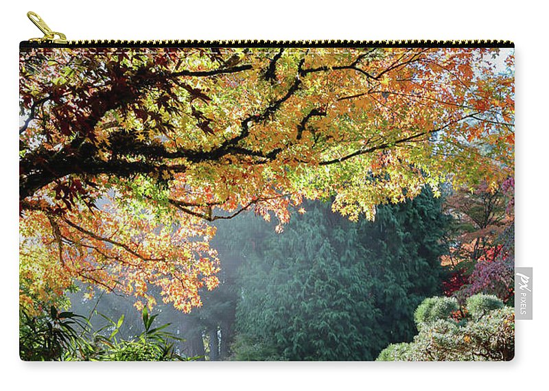 Outdoor Carry-all Pouch featuring the photograph Song Of The Light. by Andrew Kim