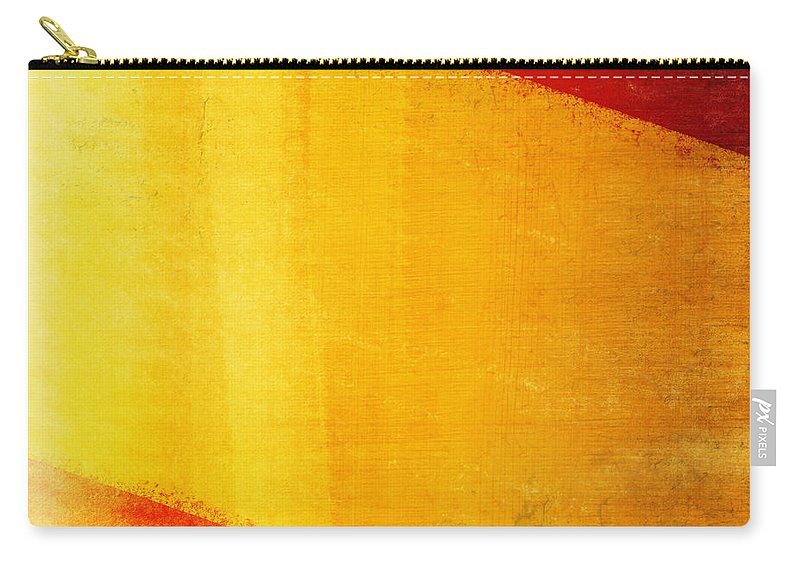 Abstract Carry-all Pouch featuring the photograph Spain Flag by Setsiri Silapasuwanchai