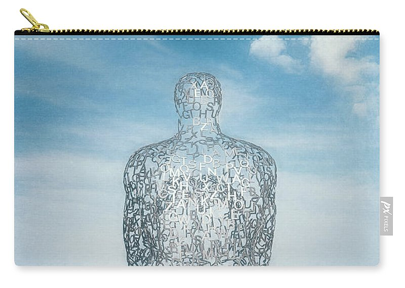 Spillover Carry-all Pouch featuring the photograph Spillover II by Scott Norris