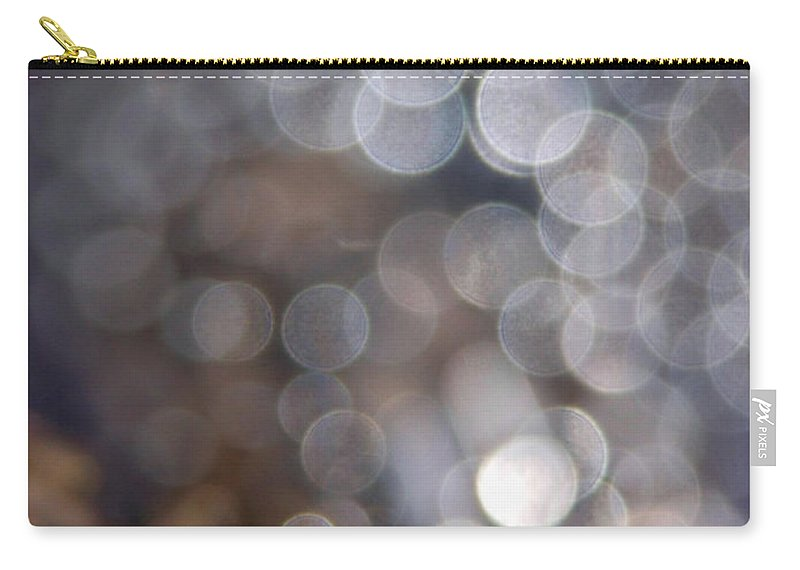 Abstract Carry-all Pouch featuring the photograph Spirits - The Lost by Lauren Radke