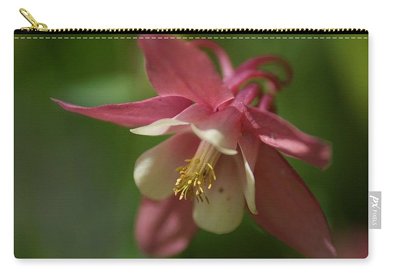 Flower Carry-all Pouch featuring the photograph Spring 1 by Alex Grichenko