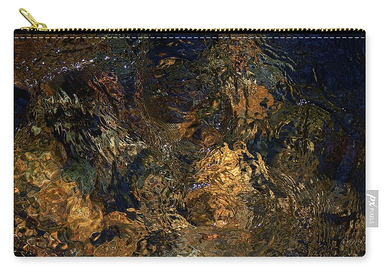 Color Close-up Landscape Carry-all Pouch featuring the photograph Spring 2017 155 by George Ramos