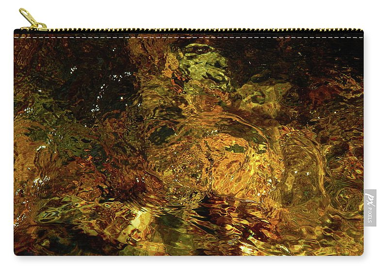 Color Close-up Landscape Carry-all Pouch featuring the photograph Spring 2017 156 by George Ramos