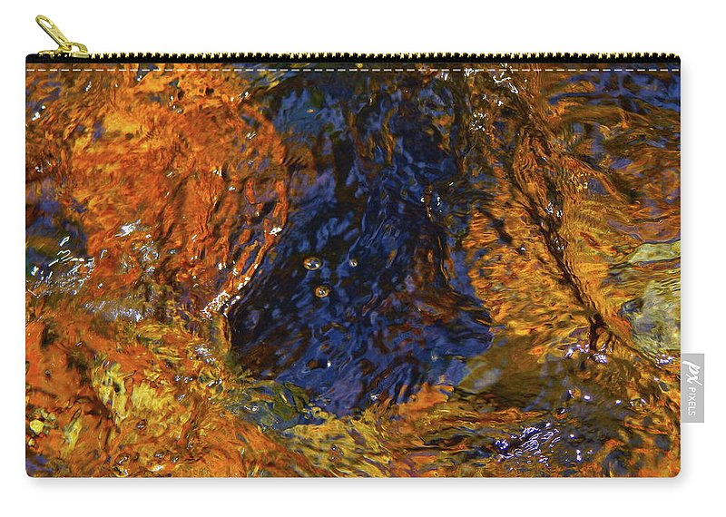 Color Close-up Landscape Carry-all Pouch featuring the photograph Spring 2017 163 by George Ramos