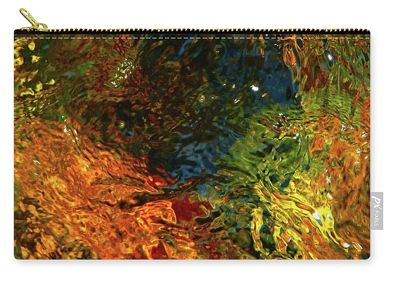 Color Close-up Landscape Carry-all Pouch featuring the photograph Spring 2017 166 by George Ramos