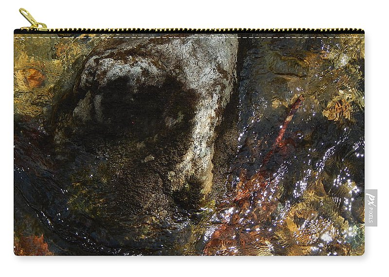 Color Close-up Landscape Carry-all Pouch featuring the photograph Spring 2017 169 by George Ramos