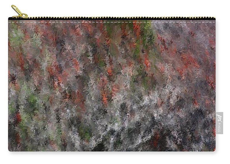 Spring Carry-all Pouch featuring the photograph Spring At The Hacienda by David Lane