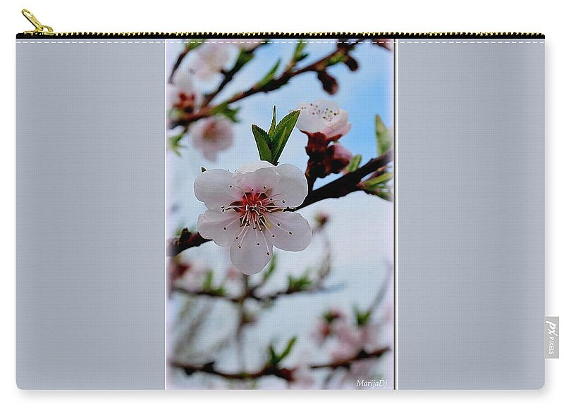 Nature Carry-all Pouch featuring the photograph Spring by Marija Djedovic