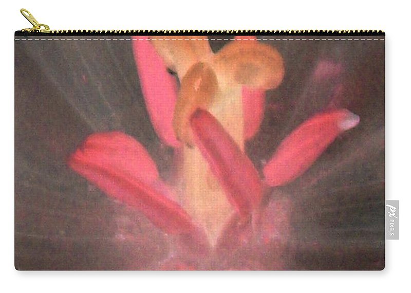 Tulip Carry-all Pouch featuring the photograph Spring Tulips - Photopower 3105 by Pamela Critchlow