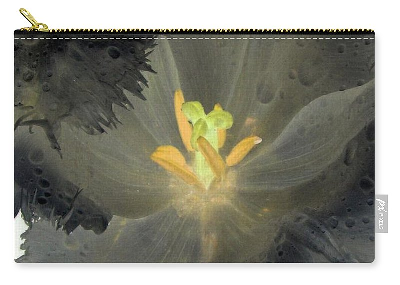 Tulip Carry-all Pouch featuring the photograph Spring Tulips - Photopower 3106 by Pamela Critchlow