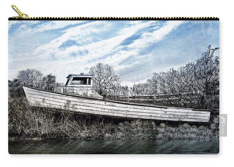 Gilligan Carry-all Pouch featuring the photograph Ss Minnow by Bill Cannon