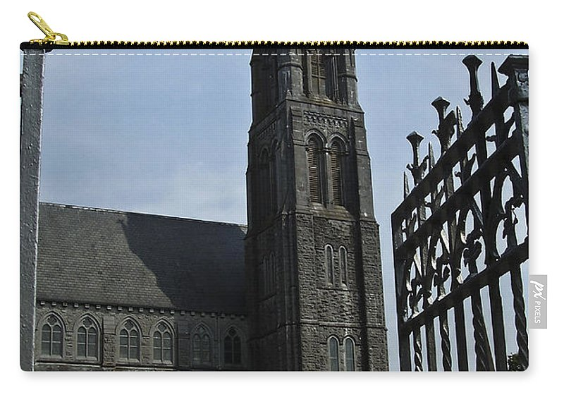 Nenagh Carry-all Pouch featuring the photograph St. Mary by Teresa Mucha