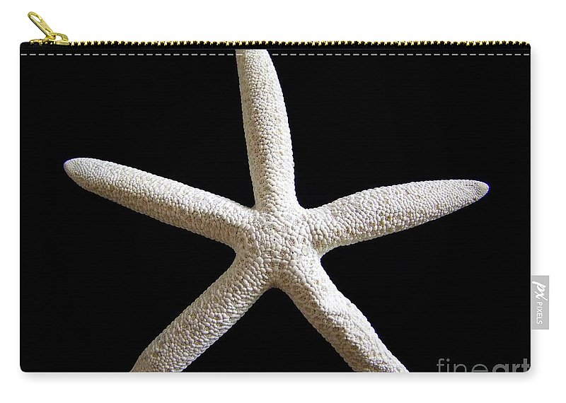 Mary Deal Carry-all Pouch featuring the photograph Starfish by Mary Deal