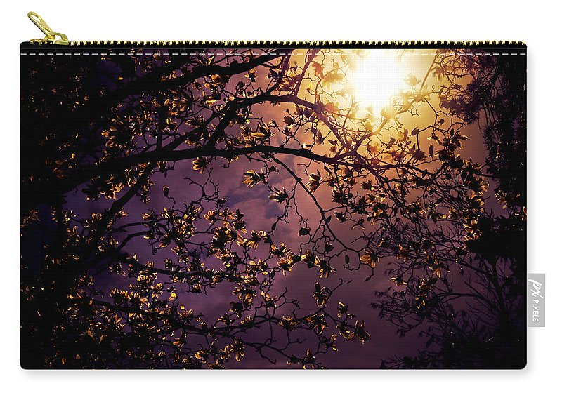Pretty Carry-all Pouch featuring the photograph Stars In An Earthly Sky by Vivienne Gucwa
