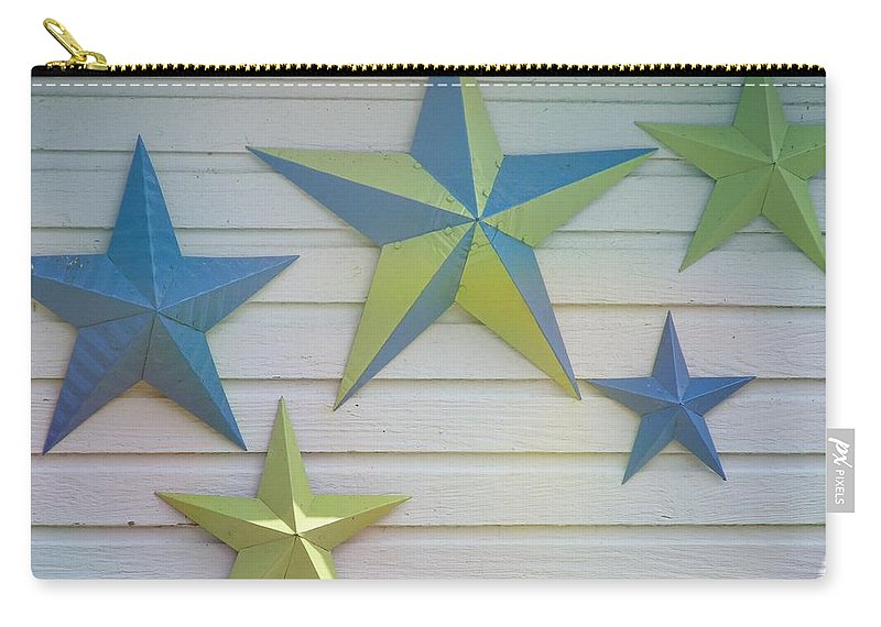 Stars Carry-all Pouch featuring the photograph Stars by JAMART Photography