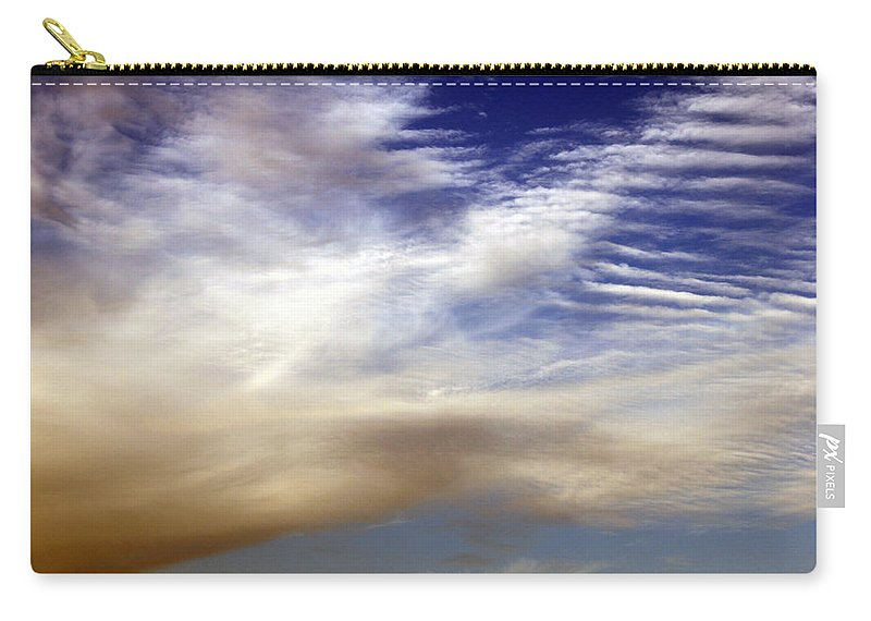 Heaven Carry-all Pouch featuring the photograph Steps To Heaven by Munir Alawi