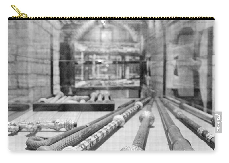 Photography Carry-all Pouch featuring the photograph Sticks And Stones by Christel Roelandt