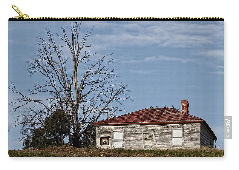 Australia Carry-all Pouch featuring the photograph Still Standing by Renee Miller