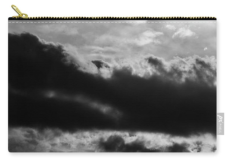 Storm Carry-all Pouch featuring the photograph Storm Clouds by Alicia Fdez
