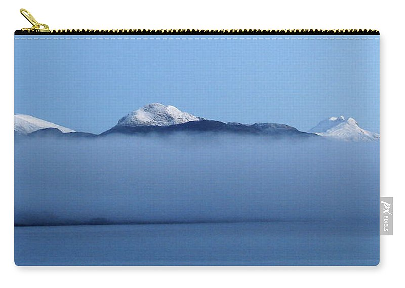 Straits Of Magellan Carry-all Pouch featuring the photograph Straits Of Magellan V by Brett Winn