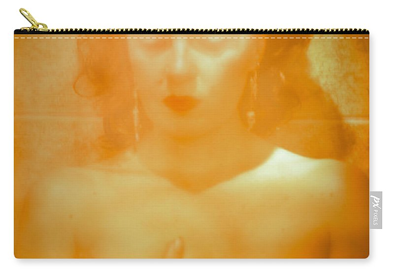 Woman Carry-all Pouch featuring the photograph Subdued Glamor by Scott Sawyer