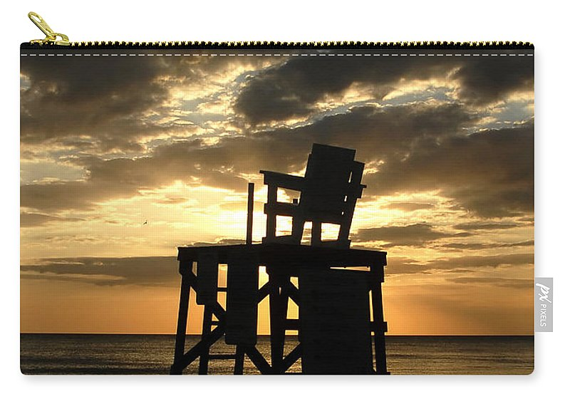 Success Carry-all Pouch featuring the photograph Success Work B by David Lee Thompson