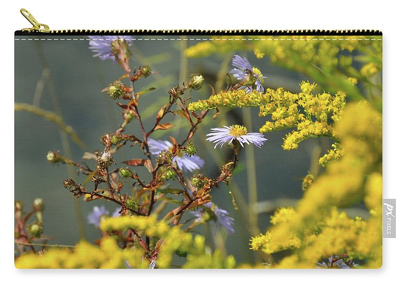 Summer Carry-all Pouch featuring the photograph Summer Colors by JAMART Photography