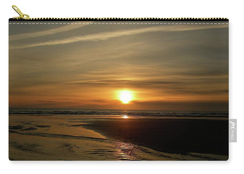 Carry-all Pouch featuring the photograph Summer Fun by Britney Parker