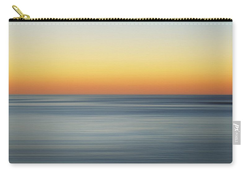 Landscape Carry-all Pouch featuring the photograph Summer Sunset by Az Jackson