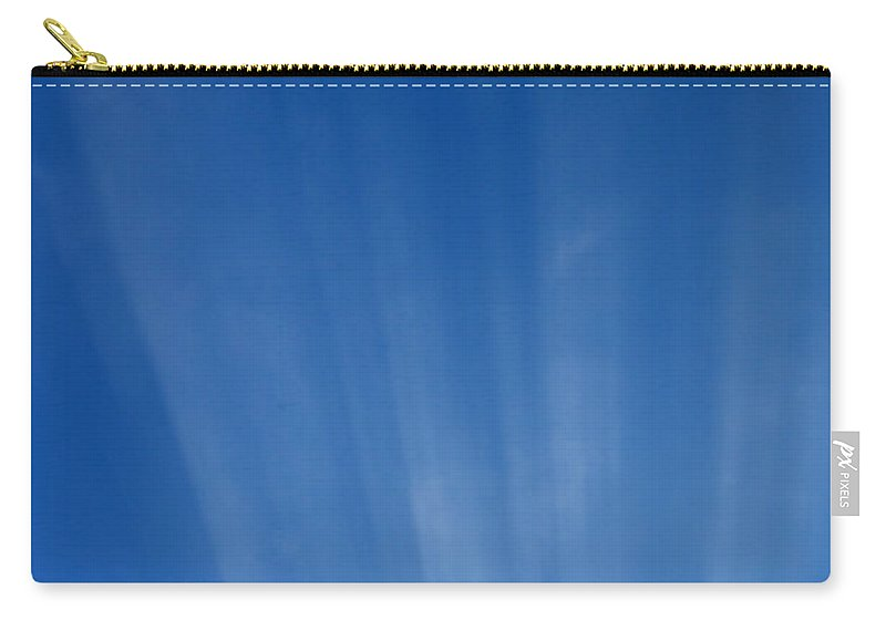 Sun Ray Carry-all Pouch featuring the photograph Sun Ray's by Scott Sawyer
