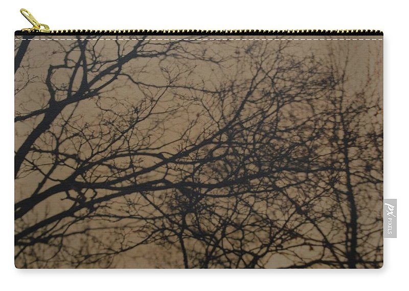 Landscape Carry-all Pouch featuring the photograph Sunset Snow by Rob Hans