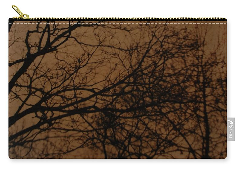 Landscape Carry-all Pouch featuring the photograph Sunset Winter by Rob Hans