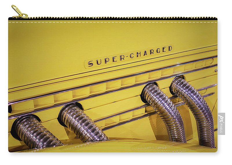 Shiny Carry-all Pouch featuring the photograph Super Charged by LeeAnn McLaneGoetz McLaneGoetzStudioLLCcom