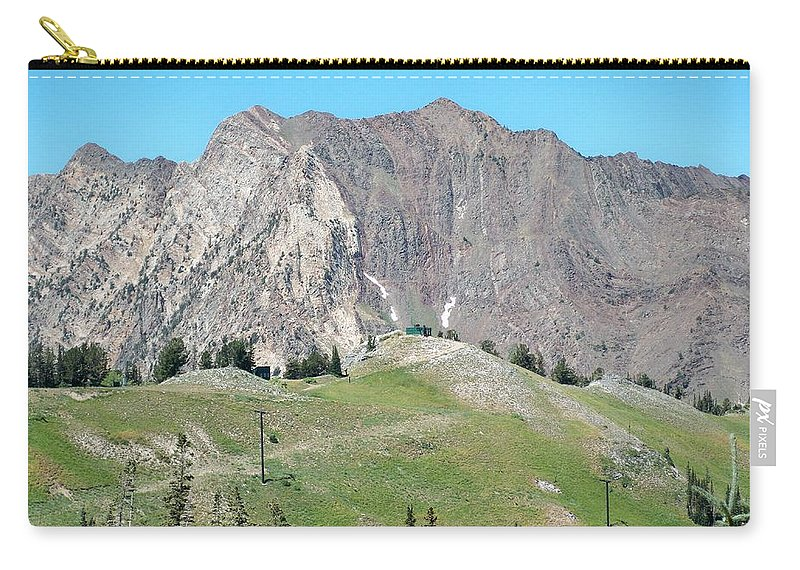 Landscape Carry-all Pouch featuring the photograph Superior by Michael Cuozzo